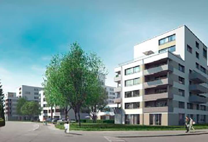 Neubau Hirzenbach 2, Zürich