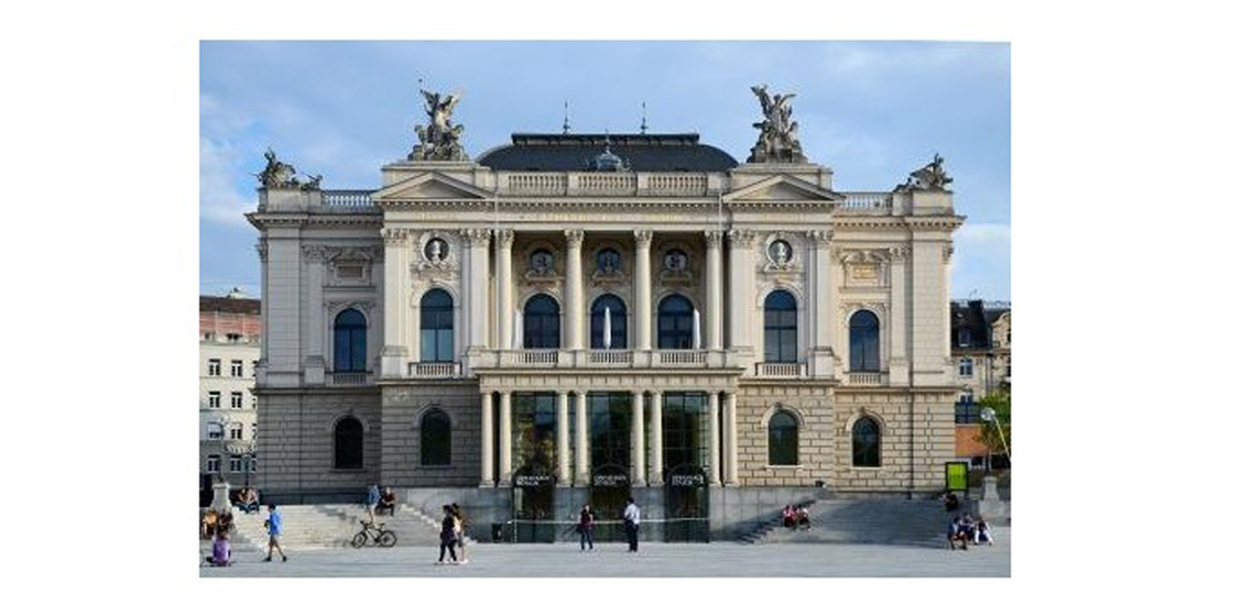 Umbau Opernhaus Zürich
