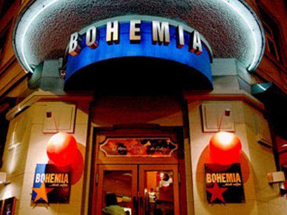 Umbau Restaurant Bohemia