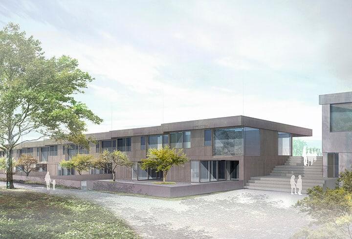 Erweiterung Schulanlage Rüterwis