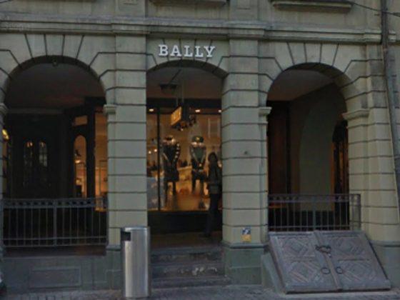 Umbau Bally Bern