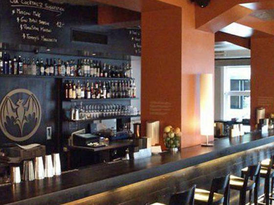 Umbau Bar Barfly'z