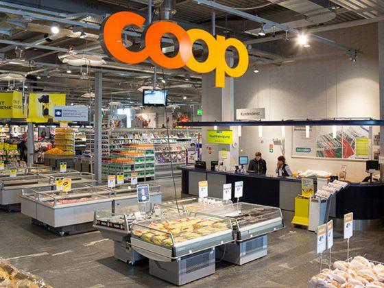 Umbau Coop Seefeld