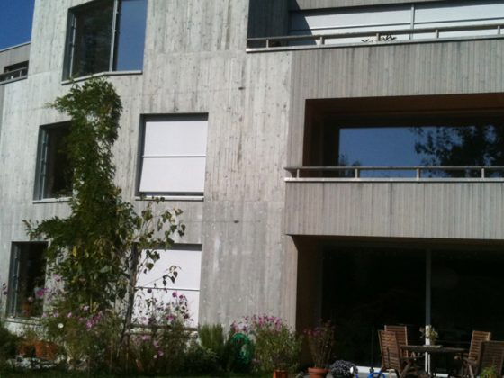 Neubau Doppel- und Einfamilienhaus