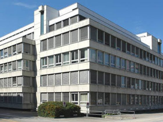 Renovation Gewerbegebäude Buckhauserstrasse