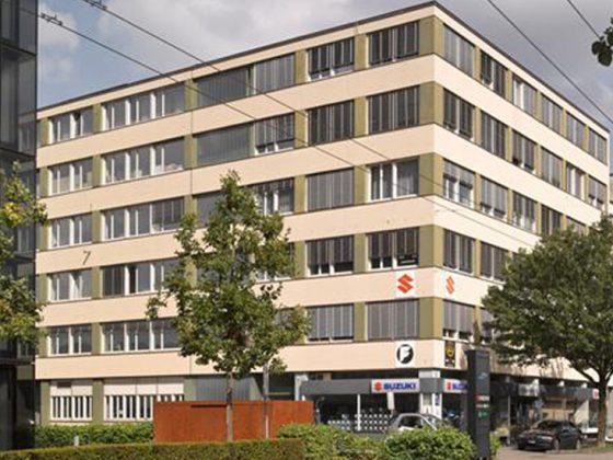 Geschäftshäuser Hohlstrasse