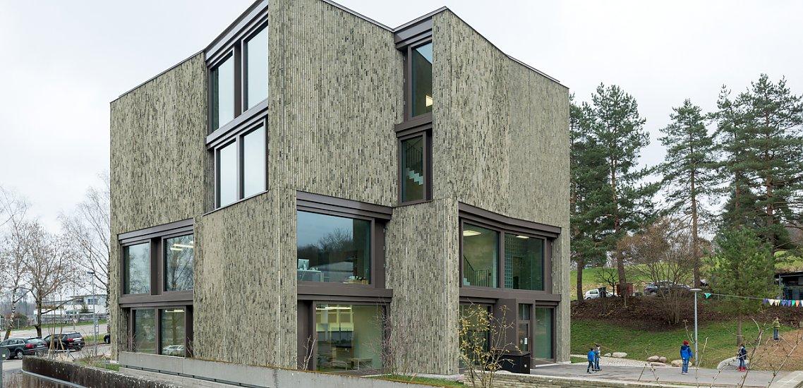 Neubau Schulhaus Kopfholz