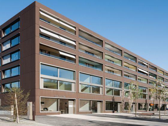 Ausbau Büros und Werkstätten