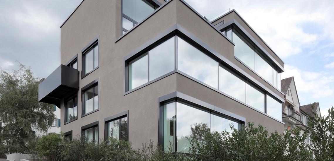 Neubau Luxus Wohnungen