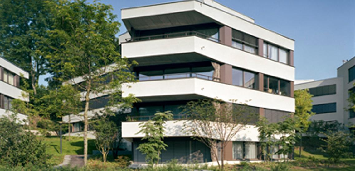 Neubau 4 MFH mit 45 Wohnungen