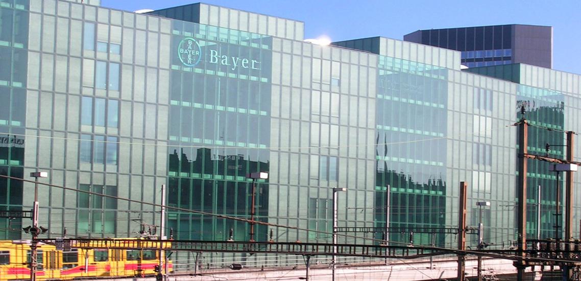 Umbau Bayer Basel