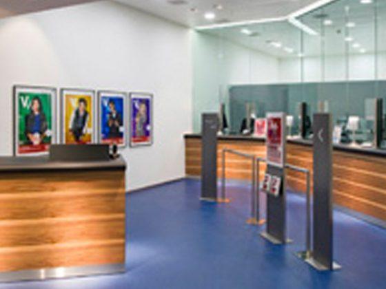 Credit Suisse Flughafen