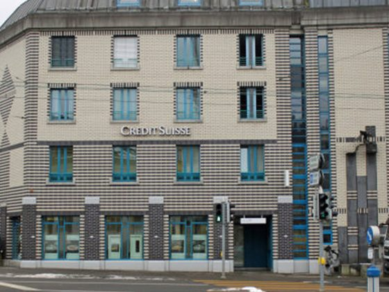 Rückbau – Credit Suisse