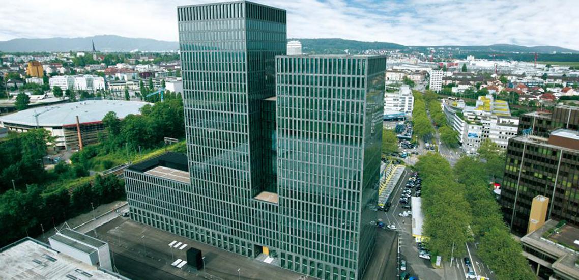 Teilumbau CS Tower Zürich