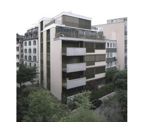 Neubau MFH mit 5 Wohnungen
