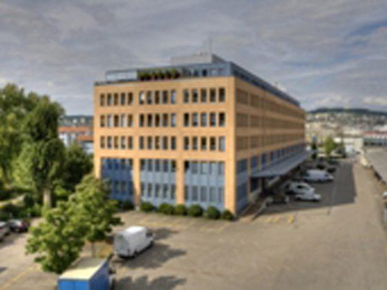Gewerbegebäude Rautistrasse