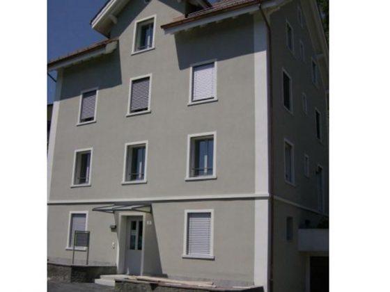 Umbau Mehrfamilienhaus
