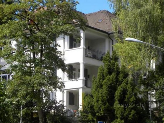 Umbau Gastdozenten-Wohnungen