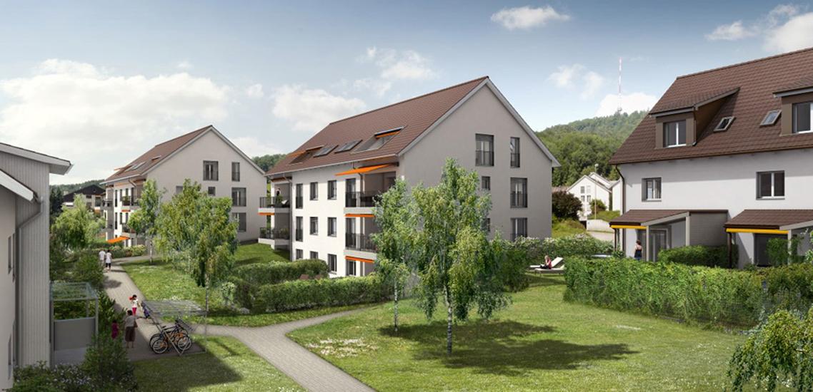 Neubau Wohnüberbauung Husmatt
