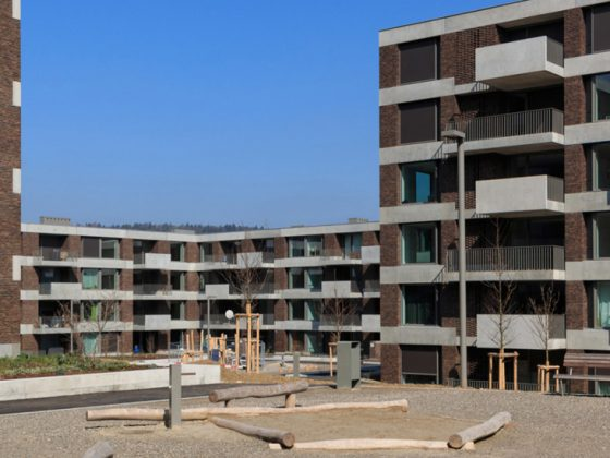Neubau Arealüberbauung Wyden