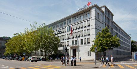 Swiss Life Grundausbau