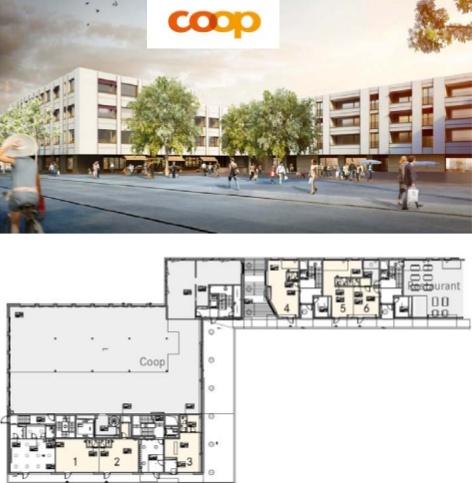 Neubau Coop Friesenberg
