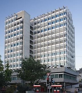 Umbau Credit Suisse