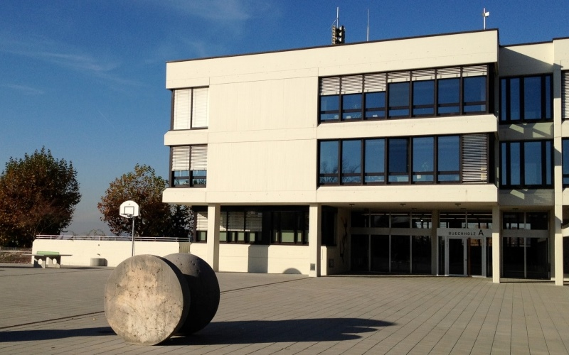 Schulhaus Buechholz, Zollikon