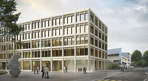 Zentrales Verwaltungsgebäude ZVG